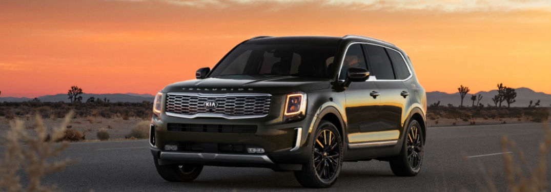 Best Safety Rated Suv 2020 Top safety rating of new 2020 Kia Telluride SUV comes from long
