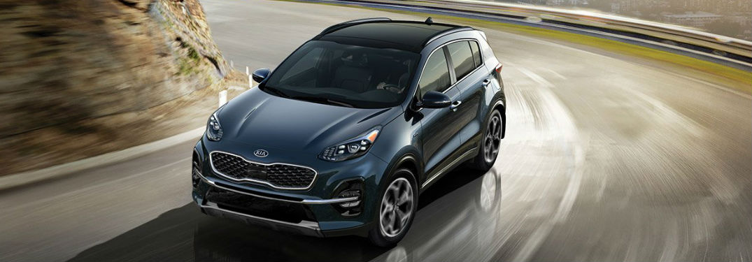 8 Exterior paint color options available in the new 2021 Kia Sportage crossover SUV