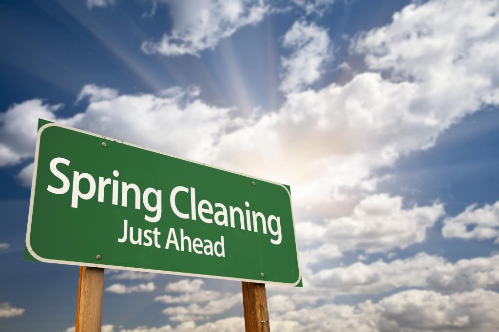 Don't Forget About Your Vehicle This Spring Cleaning Season!