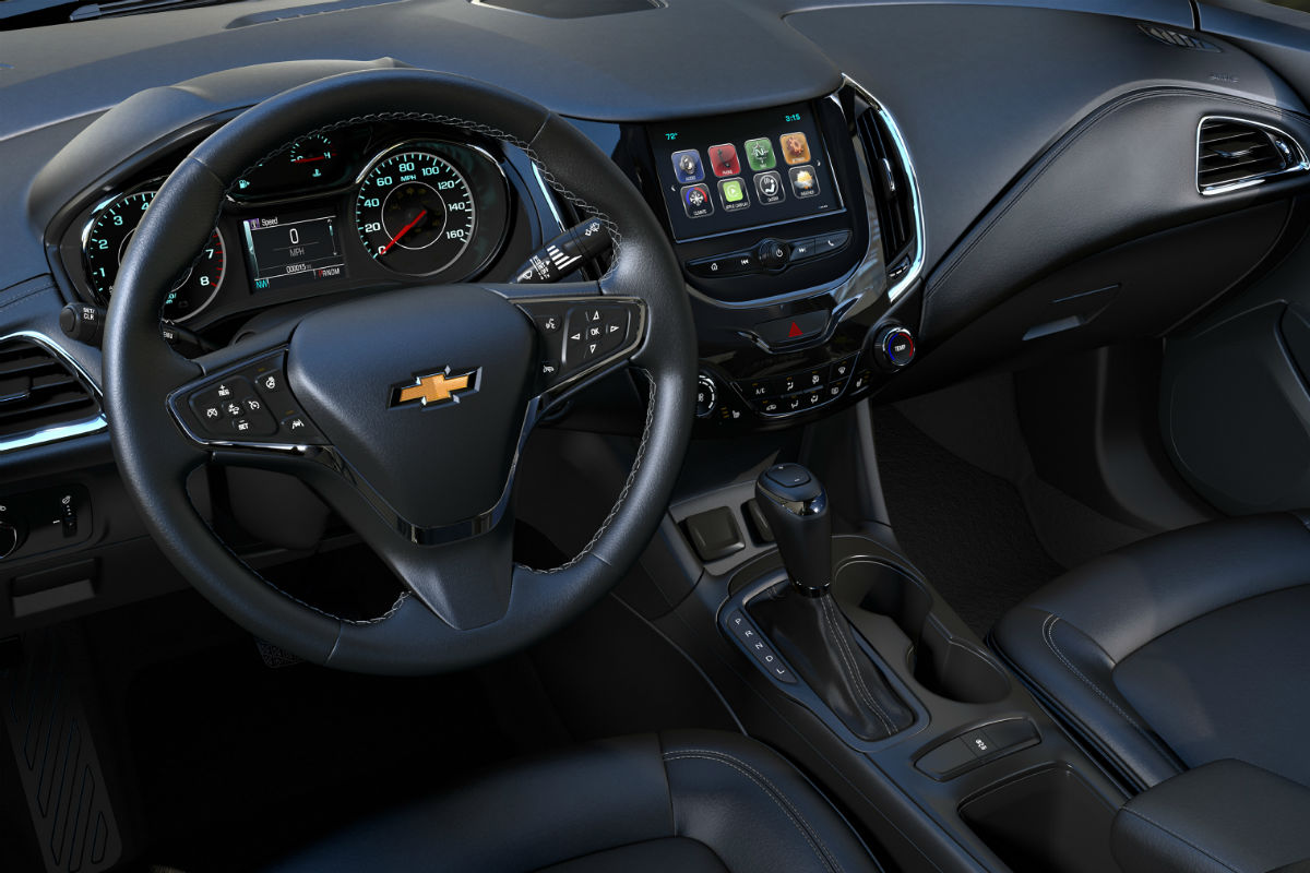 Photo Chevrolet Cruze Interior Images 2015 Cruze Interior Wwwindiepediaorg Chevy Cruze