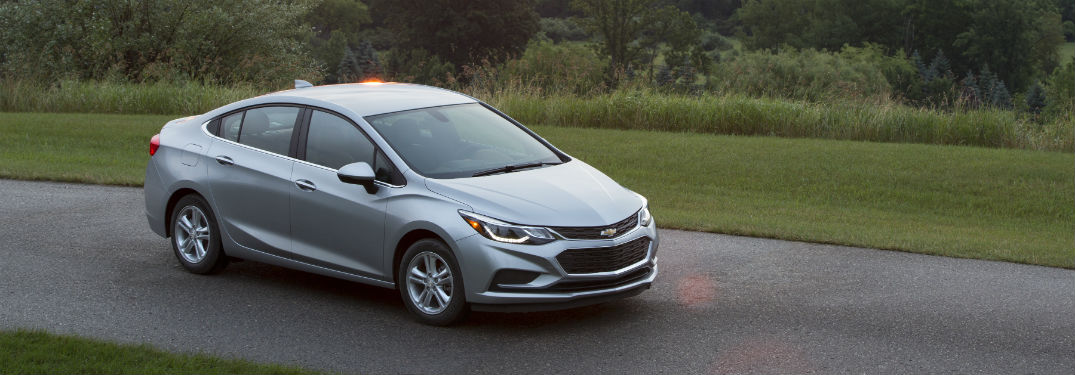 2018 Chevrolet Cruze Power And Gas Mileage Ratings