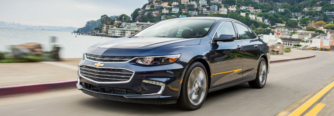 pictures of all 2018 chevrolet malibu exterior color options