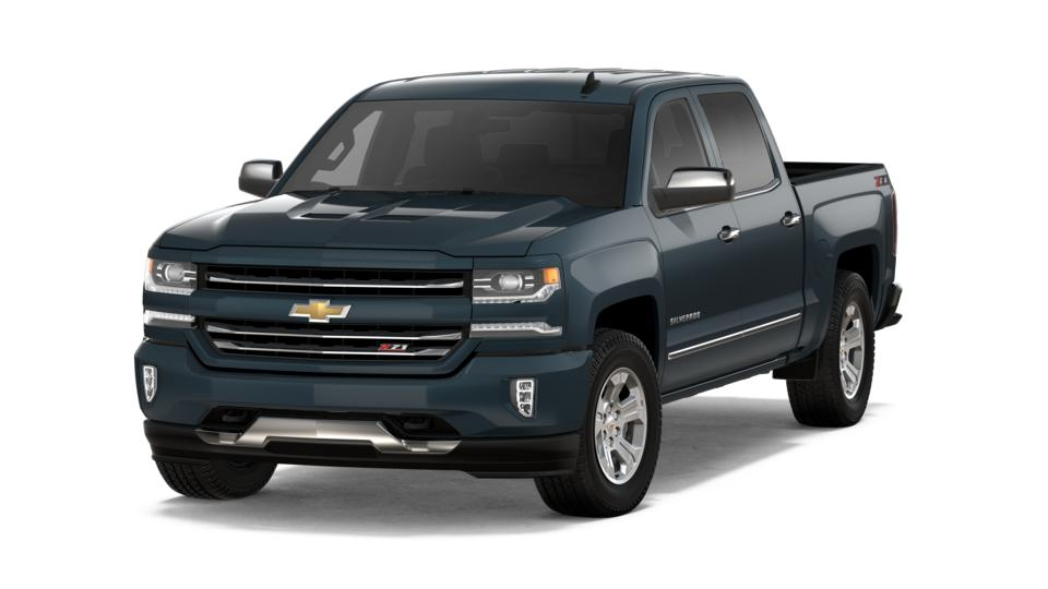 Chevy Silverado 2500 4x4 >> Gallery of All 2018 Chevrolet Silverado 1500 Exterior Color Choices