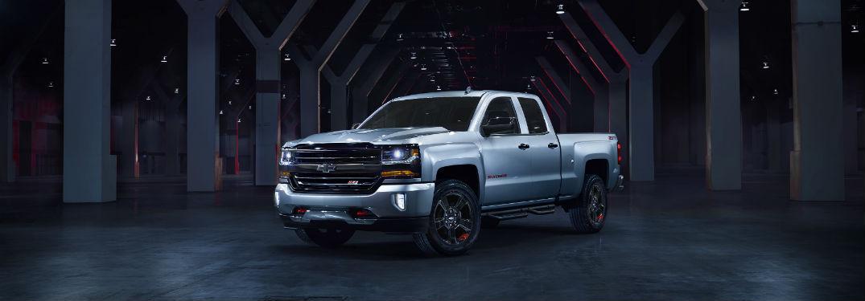 Gallery Of All 2018 Chevrolet Silverado 1500 Exterior Color Choices