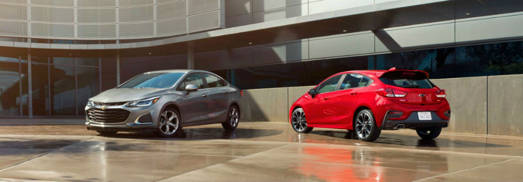 2019 chevy cruze sedan and hatchback specs release date 2019 chevrolet cruze cruze hatchback exterior front fascia drivers side back fascia drivers side publicscrutiny Image collections