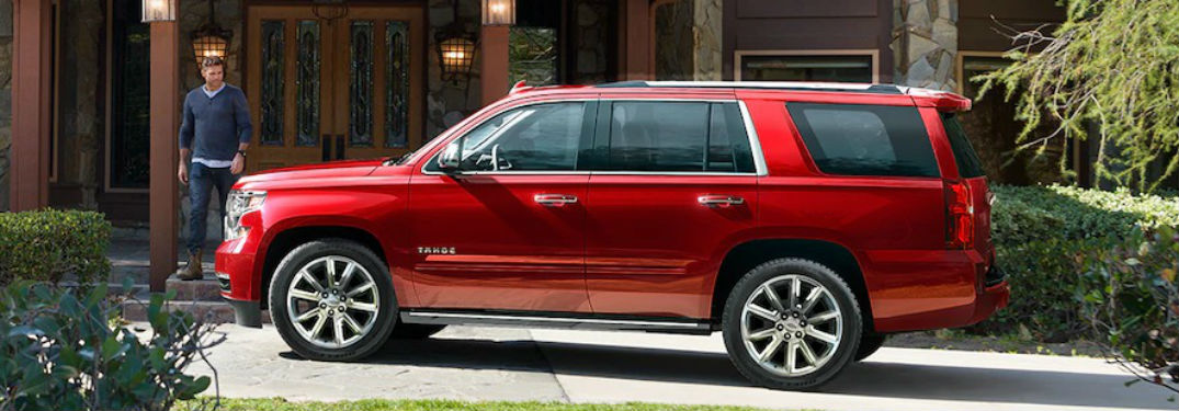 tell me about the trim levels engine specs of the 2018 chevy tahoe