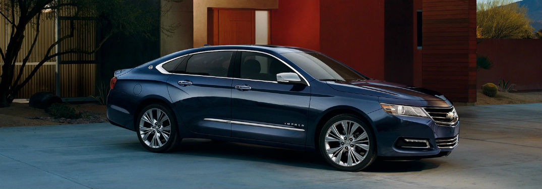 How Much Horsepower Does The 2019 Chevy Impala Have