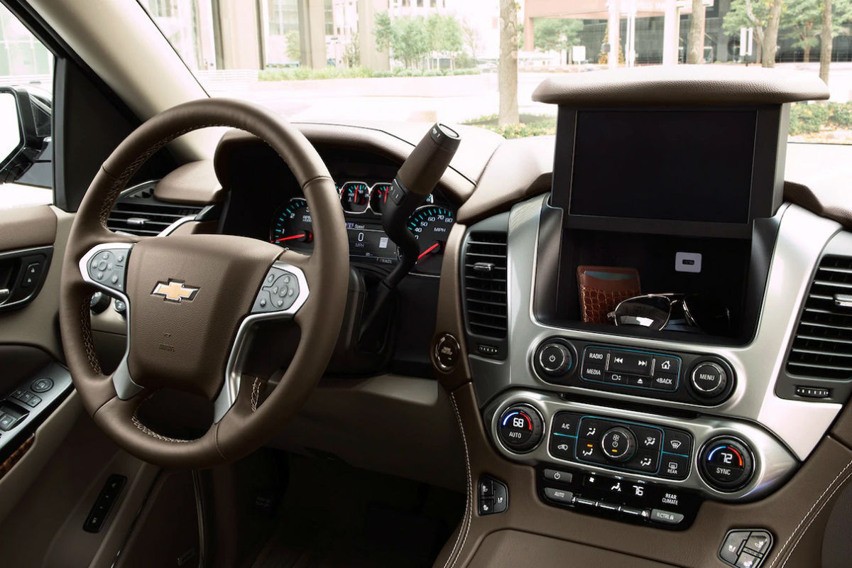 Chevy Suburban Interior Cargo Dimensions Awesome Home