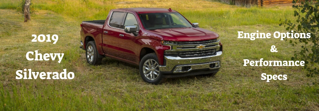 How Much Horsepower Torque Does The 2019 Chevy Silverado 1500 Have