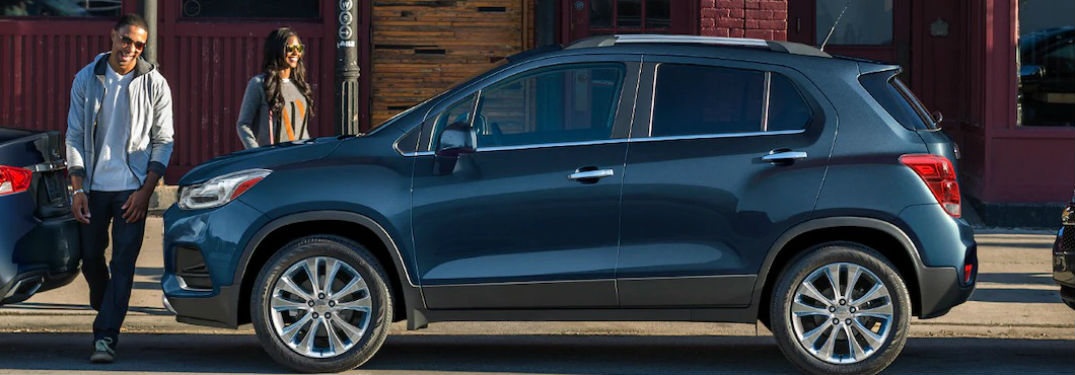 What Are The Performance Efficiency Specs Of The 2019 Chevy Trax