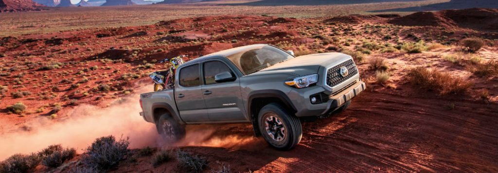 Toyota Corolla 2017 Lease >> 2018 Toyota Tacoma Towing Capacity and Payload | Parkway Toyota