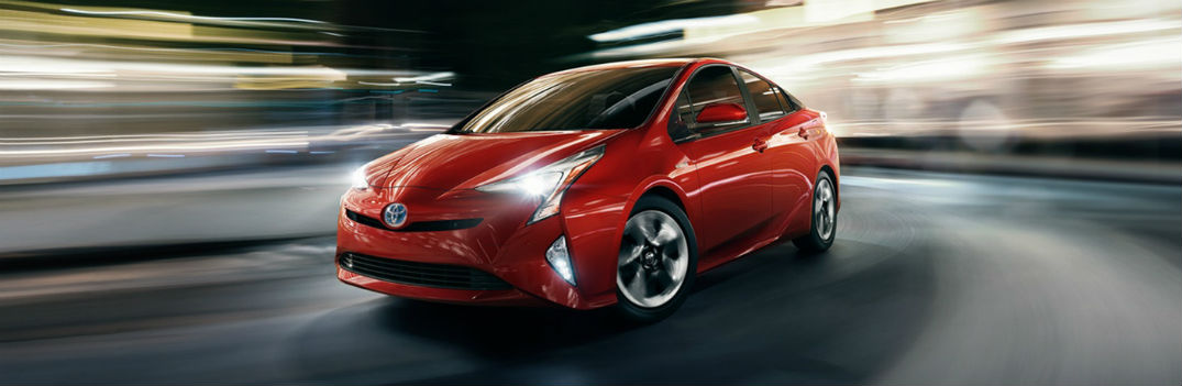 What 2018 Toyota Vehicles are Hybrid Models?