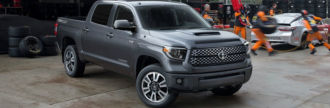2018 Toyota Tundra Engine Specs And Towing Capacity