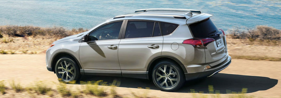 How much space is inside the RAV4?