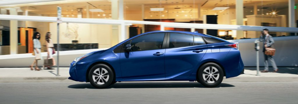 2018 Toyota Prius Engine Specs and Gas Mileage Ratings