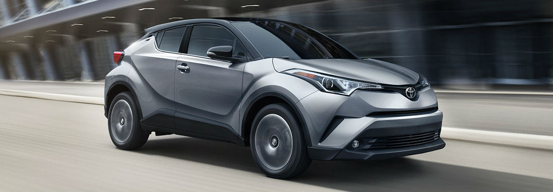 How much space is in the C-HR?