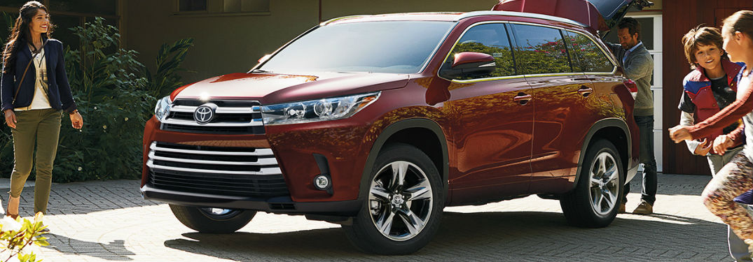 How big is the Toyota Highlander?