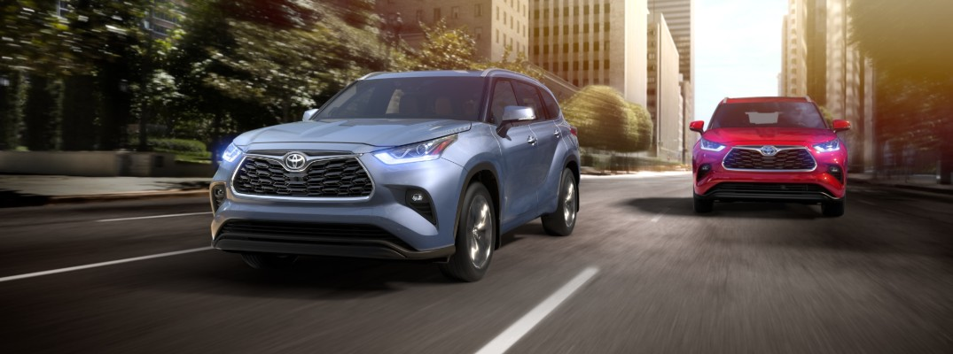 2019 Toyota Highlander Interior Tech and Convenience Features