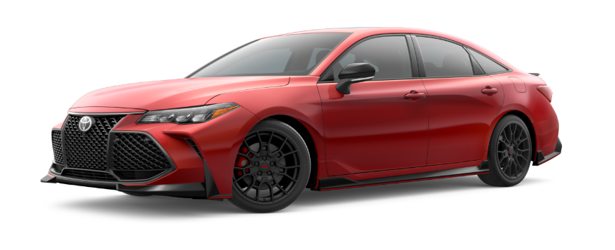 2020 Toyota Avalon in Supersonic Red
