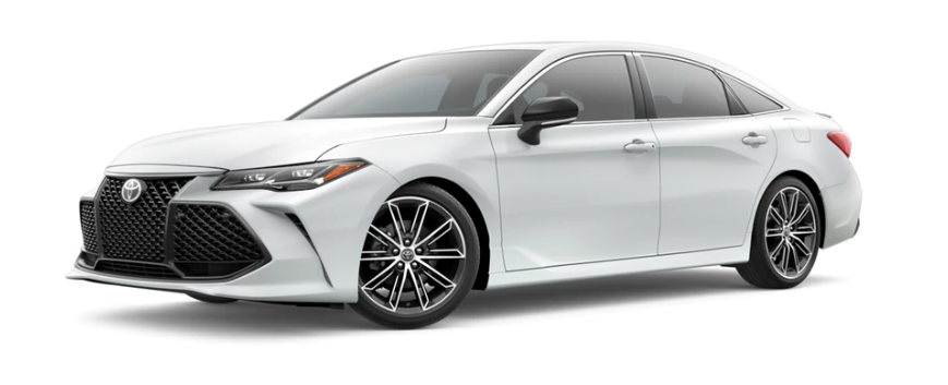 2020 Toyota Avalon in Wind Chill Pearl