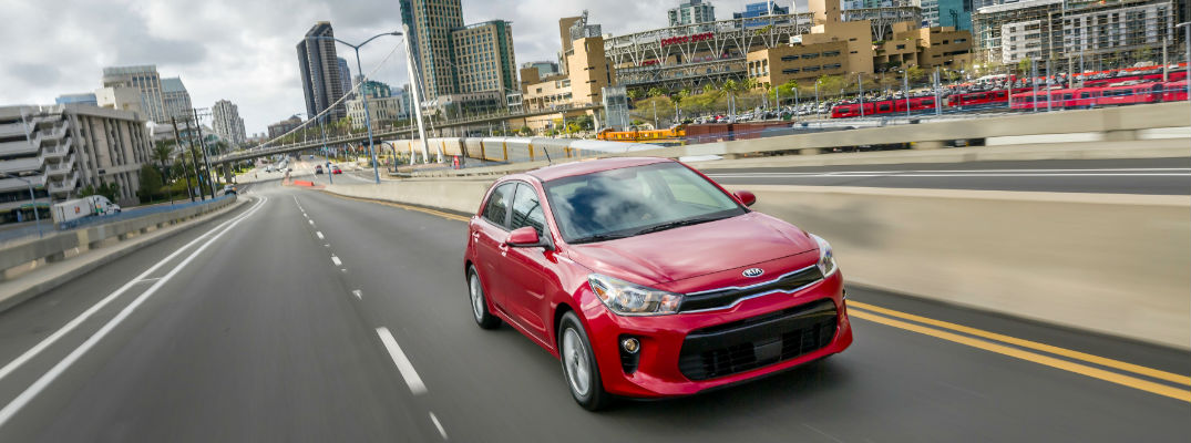 How much does the new 2018 Kia Rio cost?