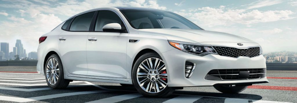 2018 Kia Optima Exterior Paint Color Options