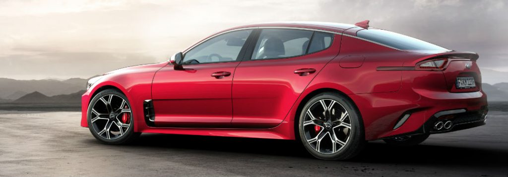 2018 Kia Stinger Gt Horsepower And 0 60