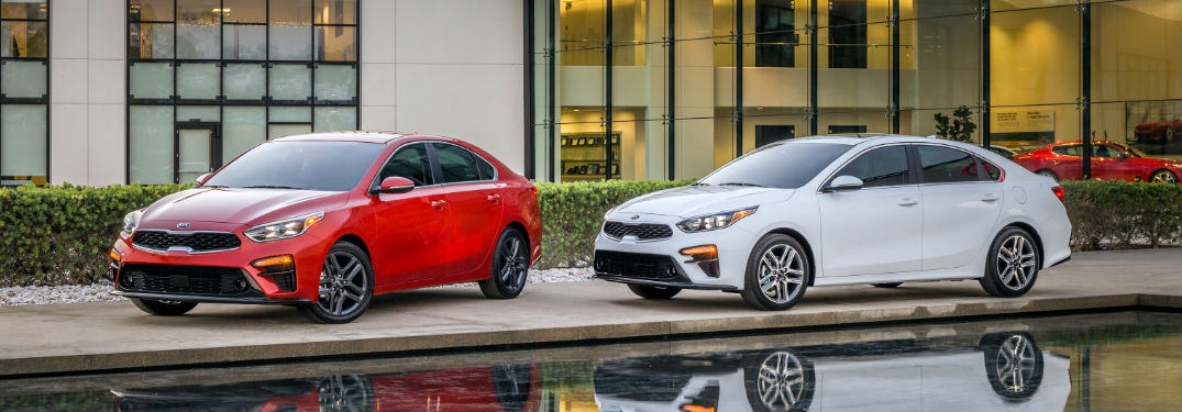 2019 Kia Forte Release Date and Redesign
