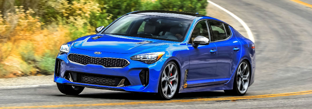 How Fast Is The Kia Stinger Compared To Other Sports Cars