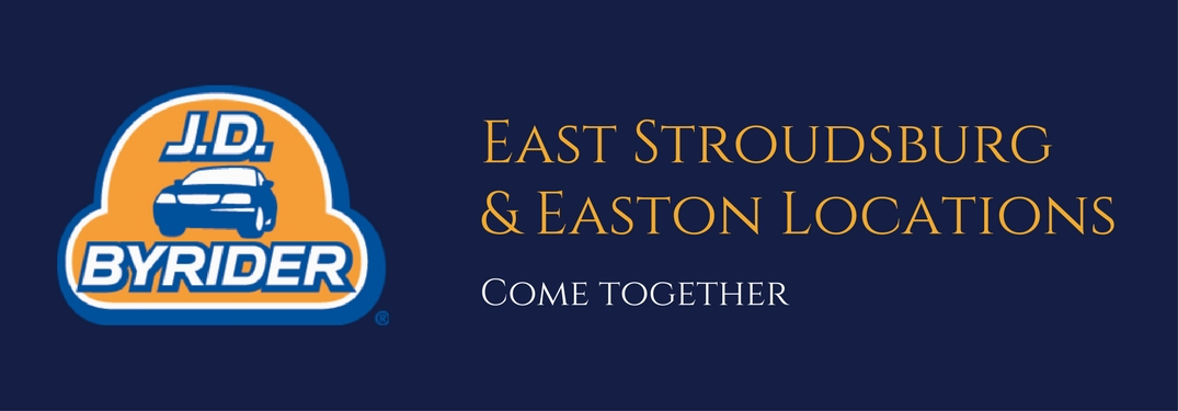 East Stroudsburg and Easton come together