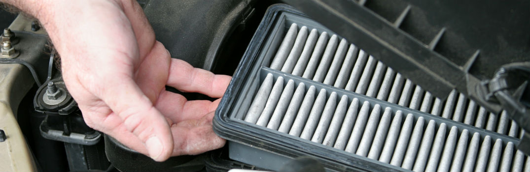 Cleaning or Replacing Oil Filters