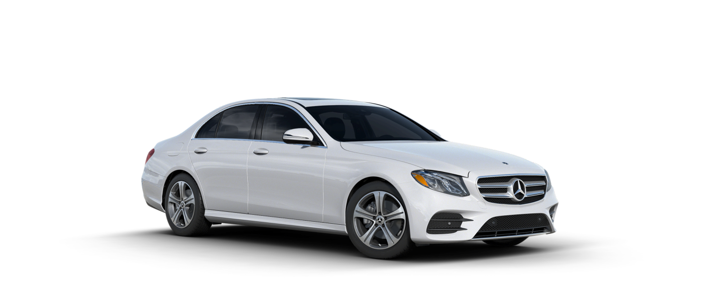 What paint colors does the 2018 mercedes benz e class come in for Mercedes benz polar white paint