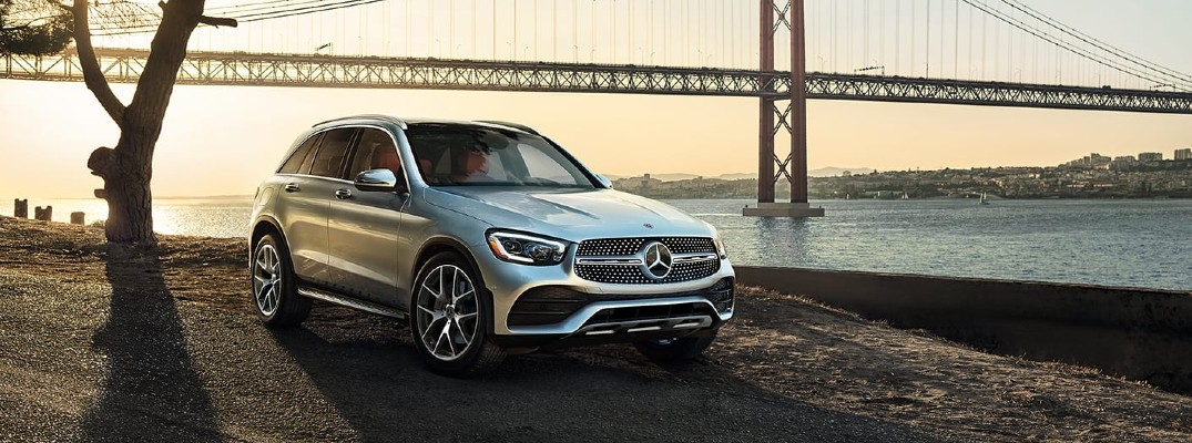 2020 Mercedes-Benz GLC SUV Trim Levels
