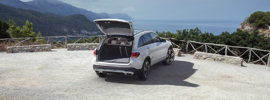 2020 Mercedes-Benz GLC SUV Cargo Capacity and Seating