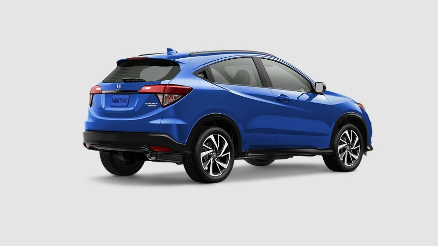 2019 Honda Hr V Paint Color Options