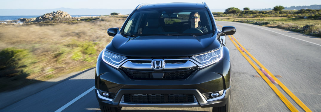 2019 Honda CR-V exterior paint color options