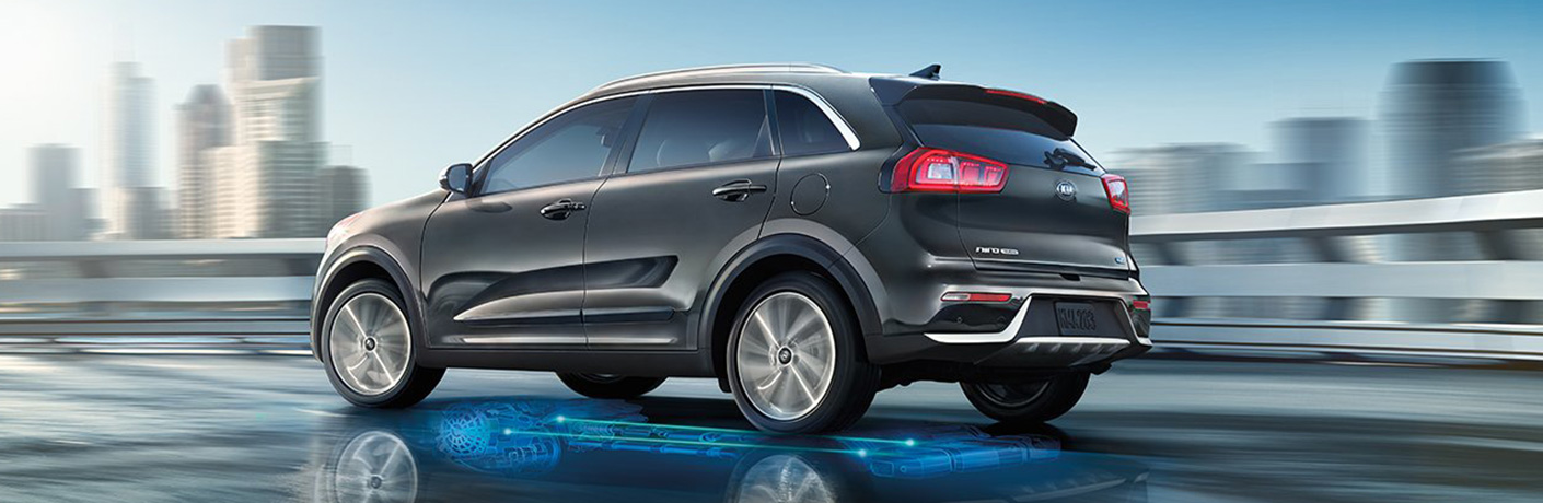 How Has the Kia Niro Changed for 2019?