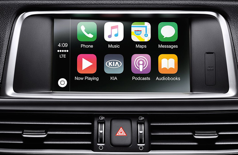 2019 Kia Optima Apple CarPlay