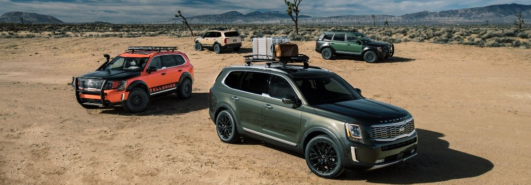 How Much Muscle Does the All-New 2020 Kia Telluride Pack?