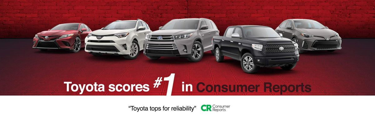 For The Fifth Year In A Row, Toyota And Lexus Have Claimed The Top Two  Spots In Consumer Reportsu0027 Reliability Survey! Toyota Is, Once Again,  Americau0027s Most ...
