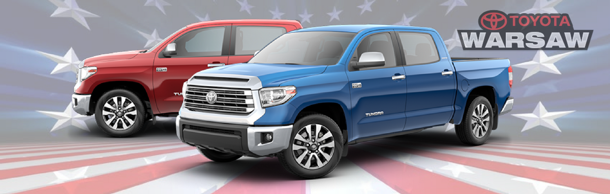 """The Toyota Tundra: More """"Made in America"""" Than the Ram 1500, Chevrolet Silverado, Nissan Titan, AND GMC Sierra!"""
