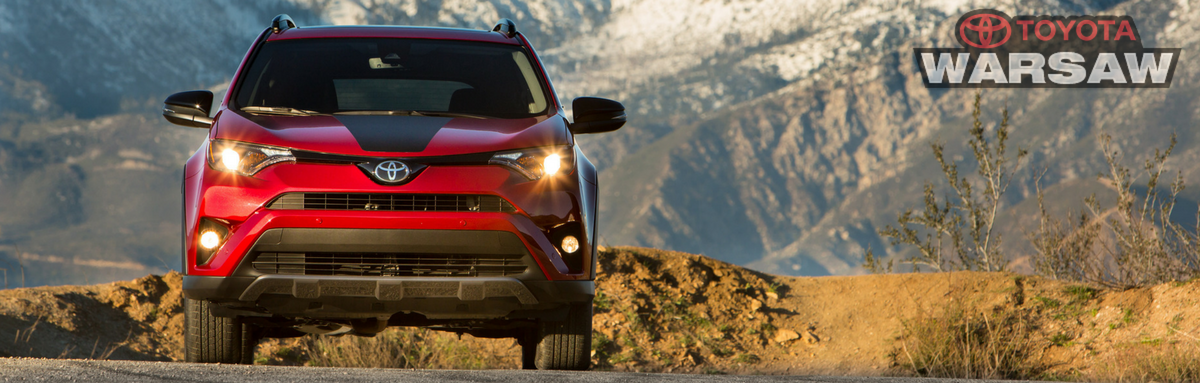 The 2018 Toyota RAV4 is HEAVILY Discounted at Toyota of Warsaw!
