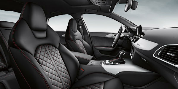Audi A Interior Features And Entertainment Options - Audi interior