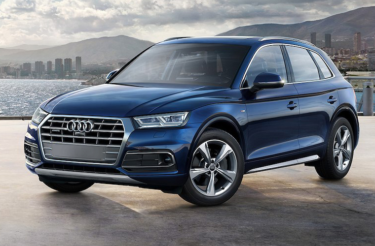 2018 audi q5 cabin dimensions and trunk space. Black Bedroom Furniture Sets. Home Design Ideas