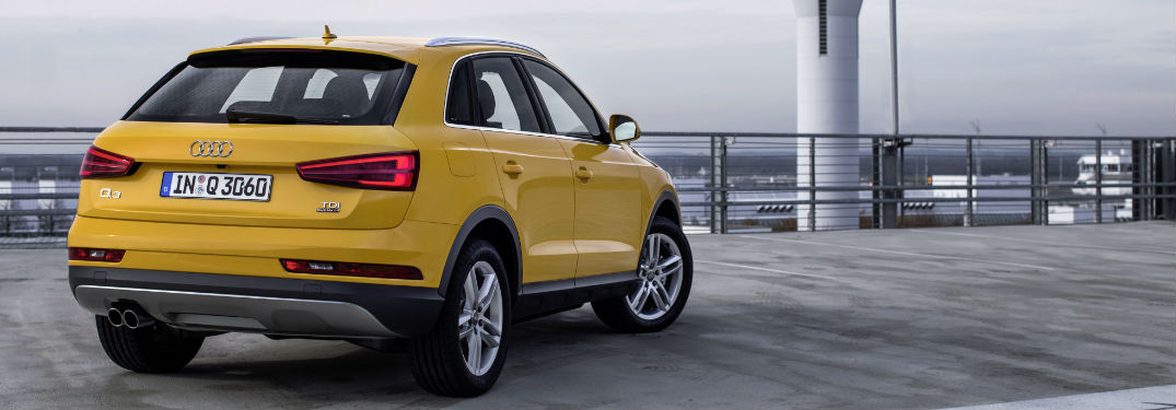 What's inside the 2018 Audi Q3?
