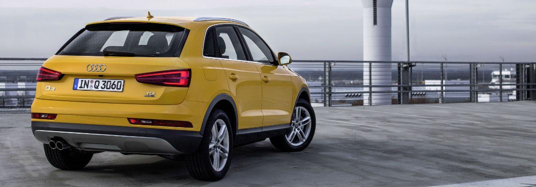 2018 Audi Q3 Interior Features