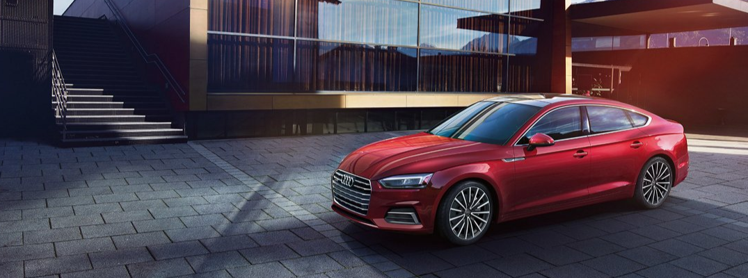 What Are The Color Options For The Audi A Sportback - Audi car colors