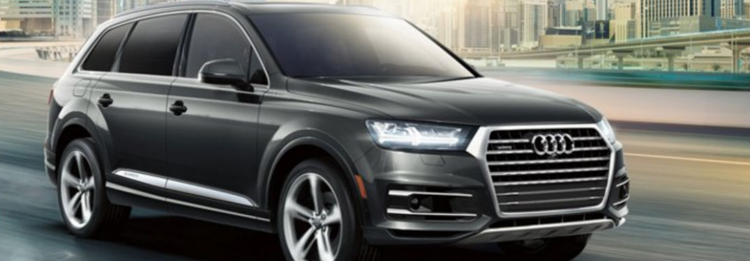 How powerful is the 2019 Audi Q7?