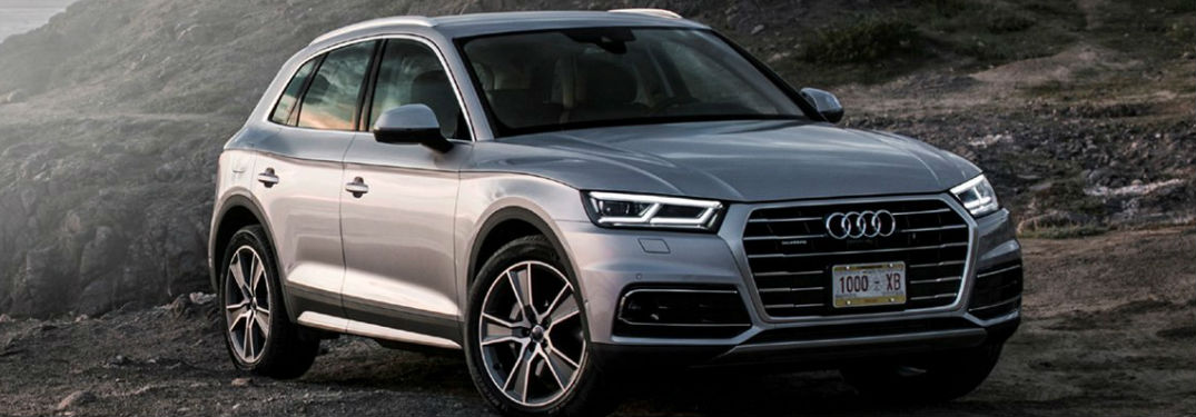 What technology is inside the Audi Q5?