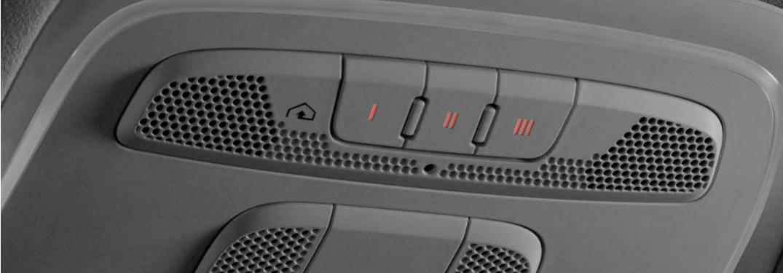 Audi Homelink universal control panel